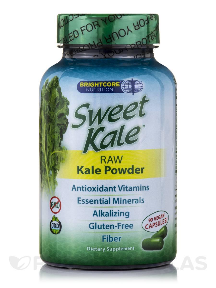 Sweet Kale™ - 90 Vegan Capsules