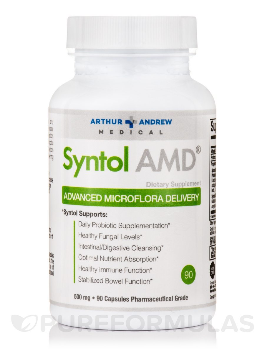 Syntol 500 mg - 90 Capsules
