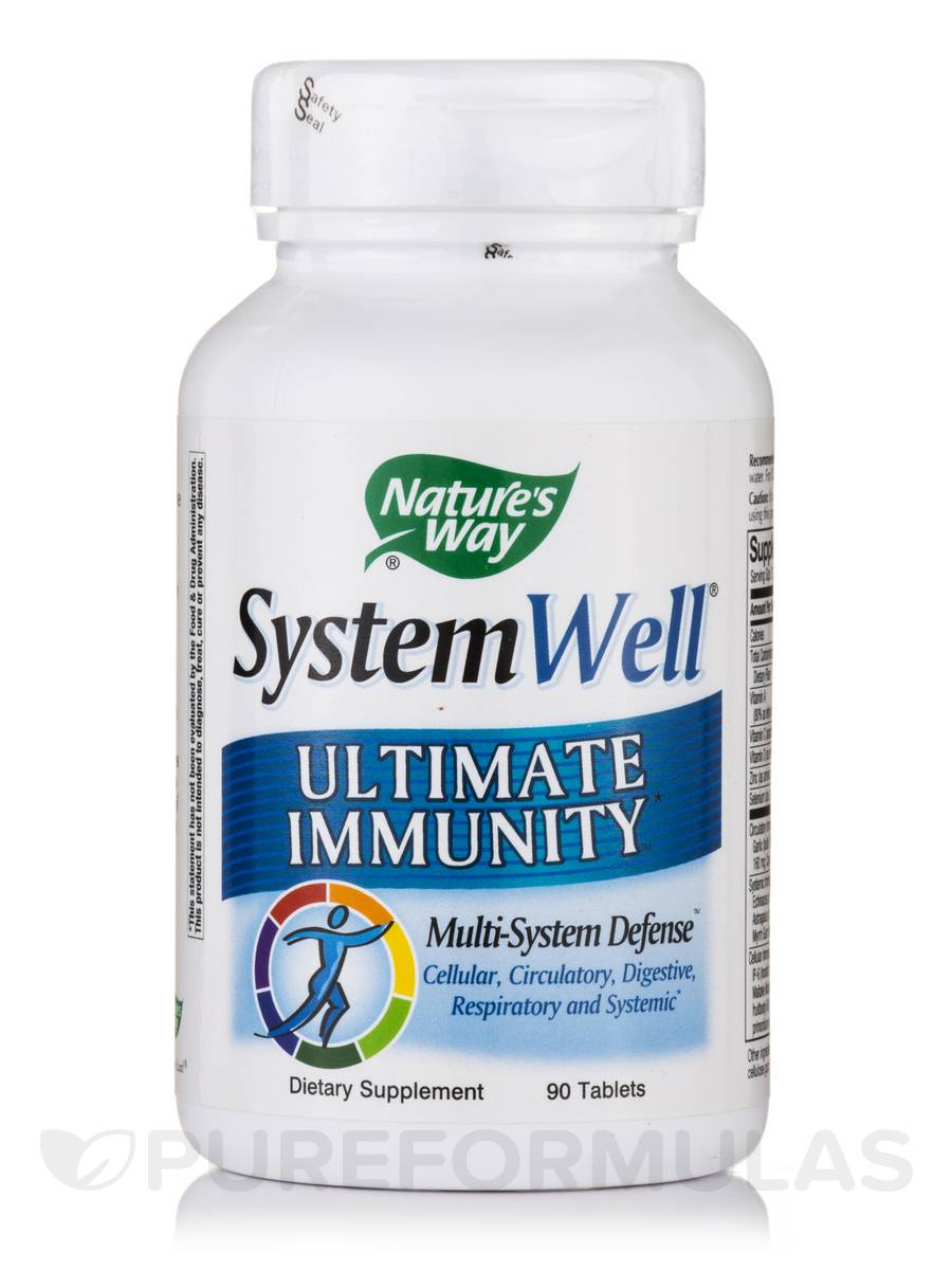 Nature S Way Ultimate Immunity