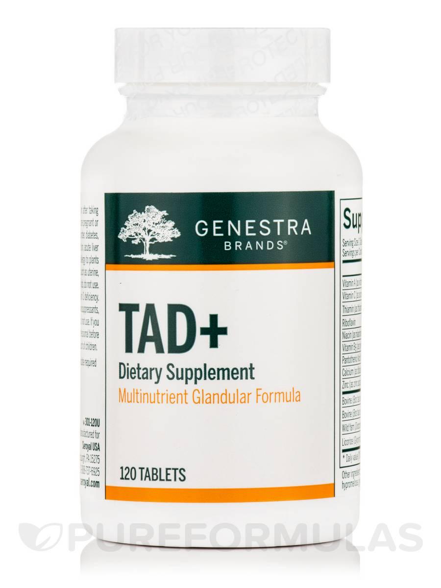 TAD+ - 120 Tablets