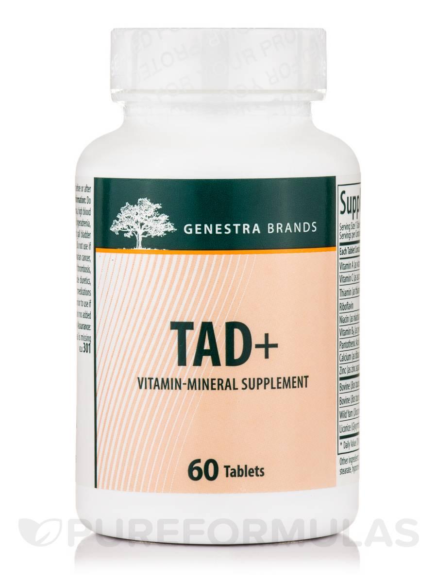 TAD+ - 60 Tablets
