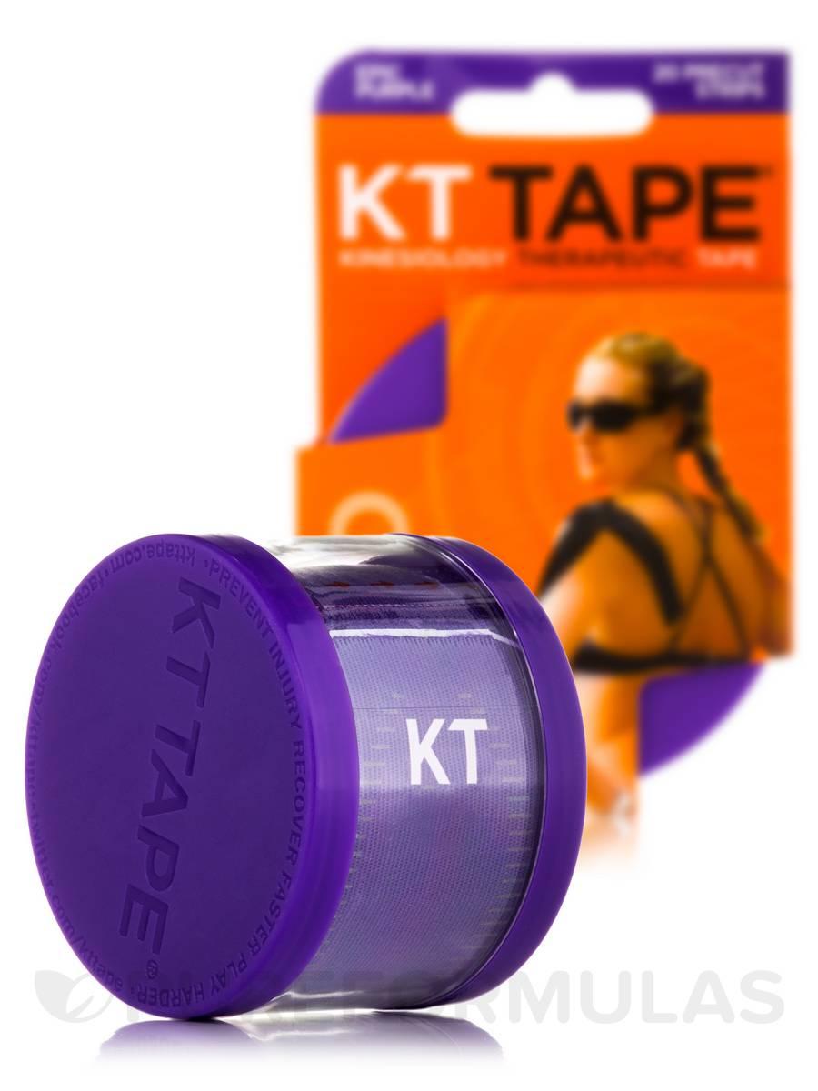 KT Tape Pro Epic Purple - 20 Strips