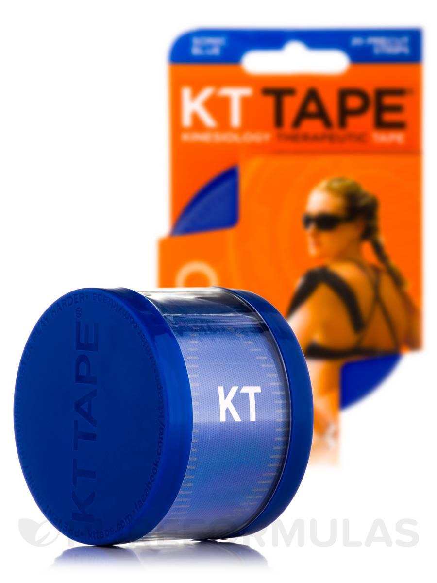KT Tape Pro Sonic Blue - 20 Strips