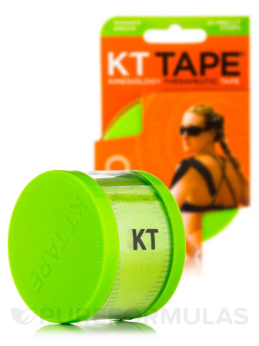 KT Tape Pro Winner Green - 20 Strips