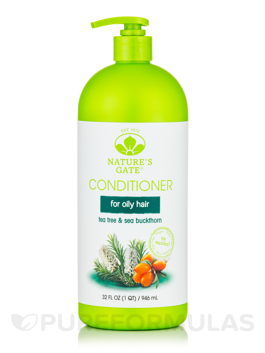 Tea Tree + Sea Buckthorn Calming Conditioner - 32 fl. oz (946 ml)