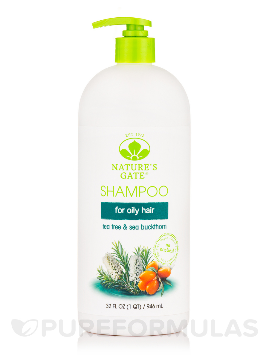 Tea Tree + Sea Buckthorn Calming Shampoo - 32 fl. oz (946 ml)