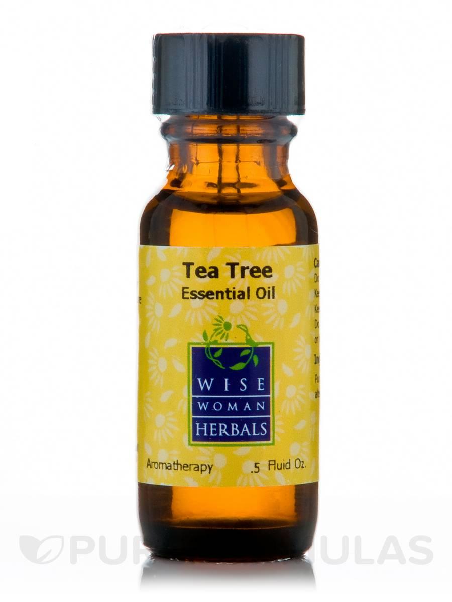 Tea Tree Essential Oil - 0.5 fl. oz