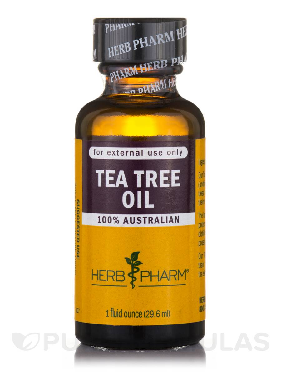 Tea Tree Oil - 1 fl. oz (29.6 ml)