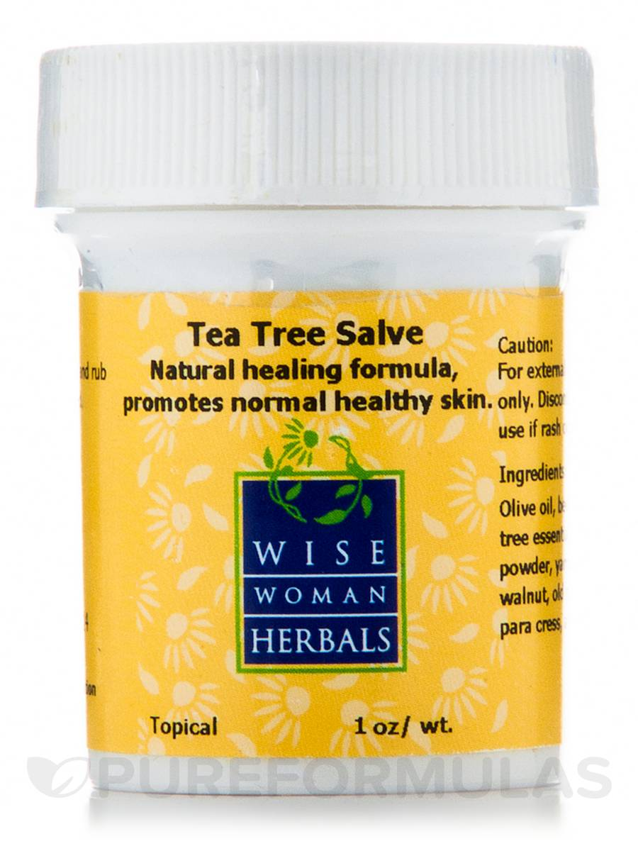 Tea Tree Salve - 1 oz