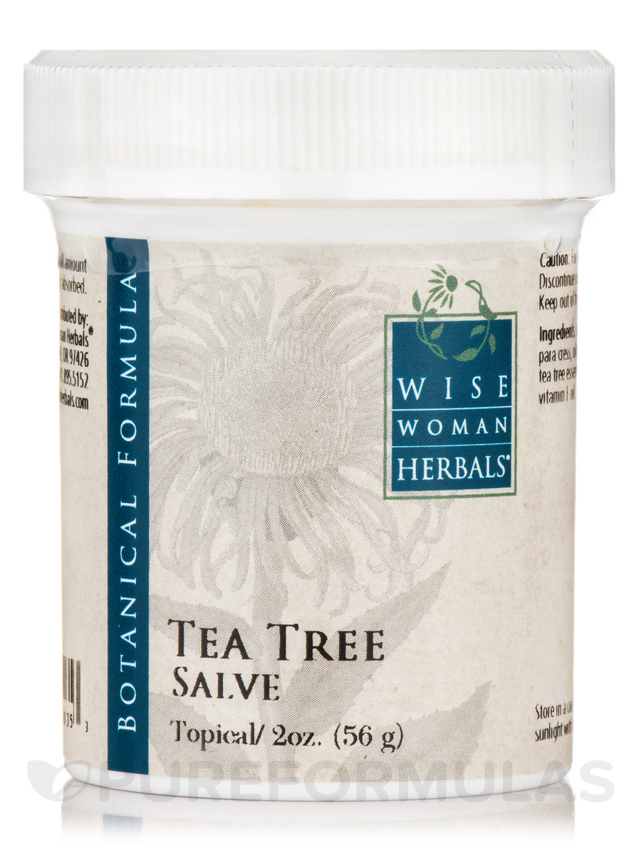 Tea Tree Salve - 2 oz