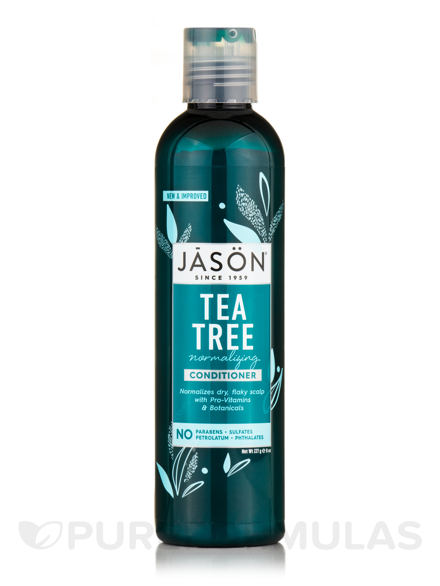 Normalizing Tea Tree Treatment Conditioner - 8 oz (227 Grams)