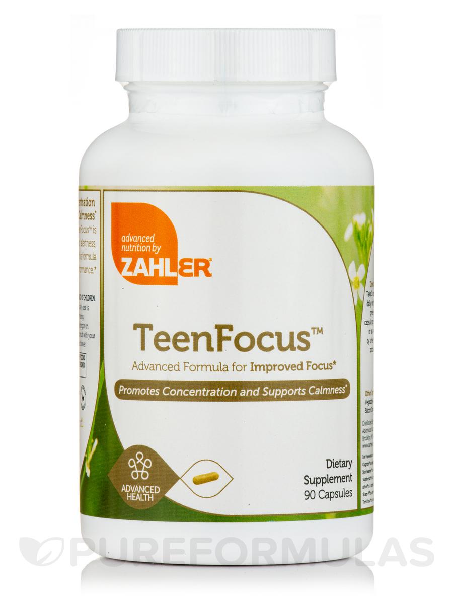 Teen Focus - 120 Capsules