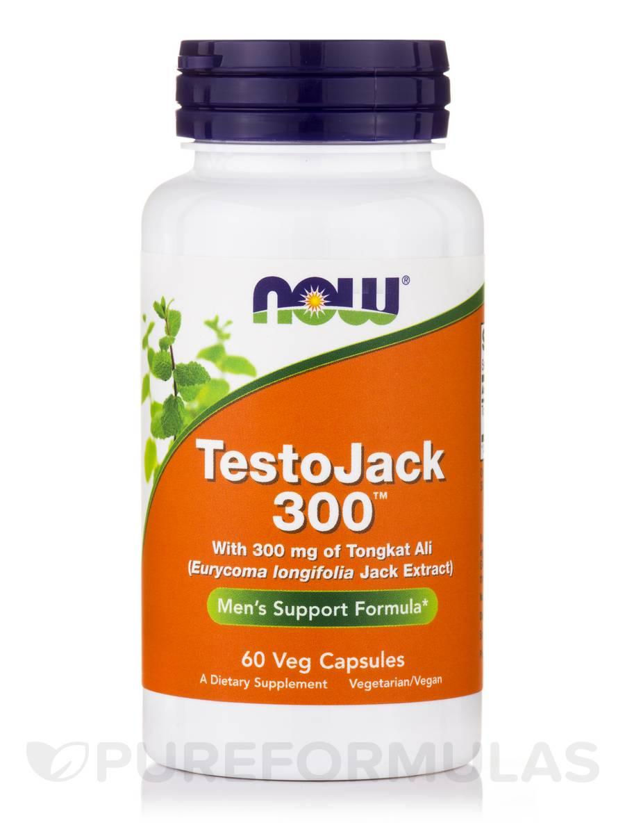 TestoJack 300™ - 60 Veg Capsules