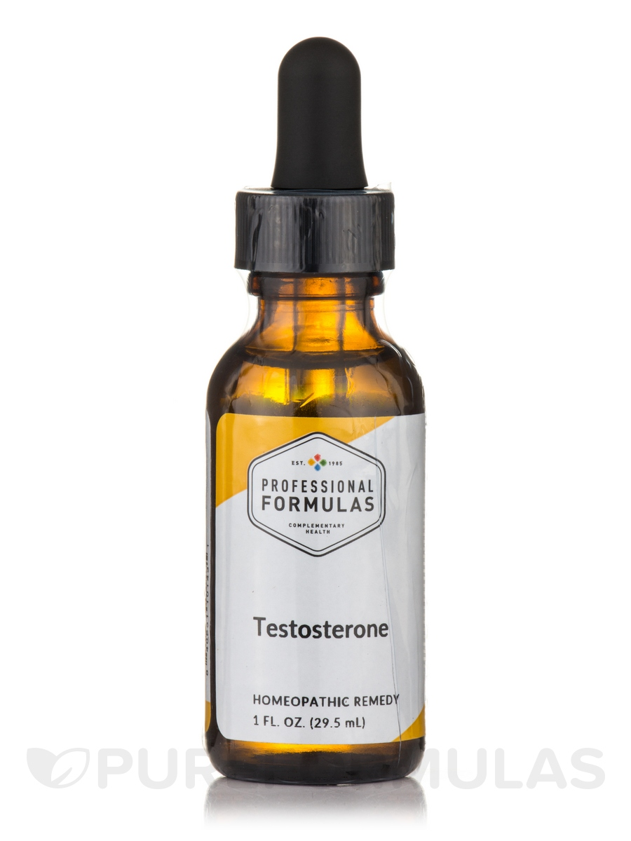 Testosterone - 1 fl. oz (29.5 ml)