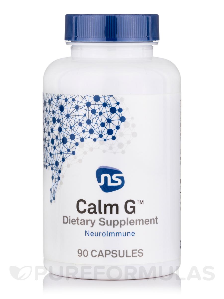 Calm G (TheaNAQ) - 90 Capsules