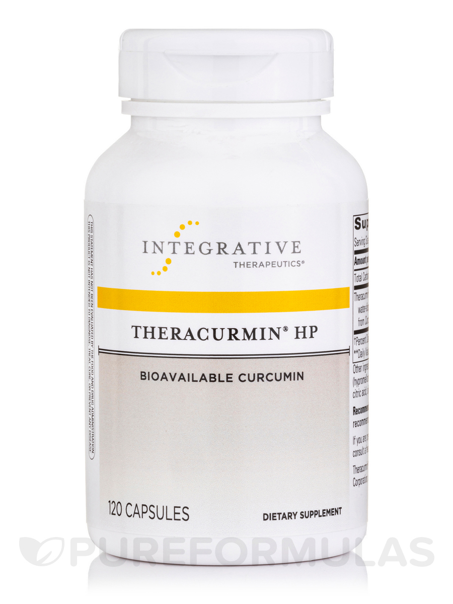 Theracurmin® HP - 120 Veg Capsules