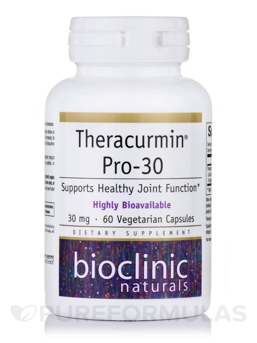 Theracurmin® Pro-30 - 60 Vegetarian Capsules