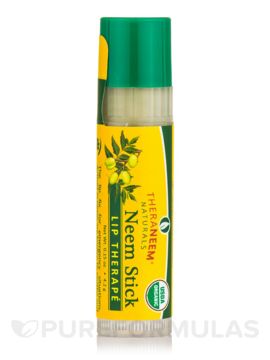 TheraNeem® Naturals Neem Stick Lip Therapé - 0.15 oz (4.2 Grams)