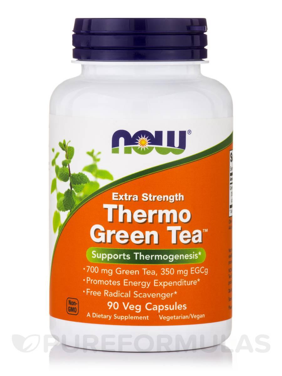 Thermo Green Tea - 90 Vegetarian Capsules