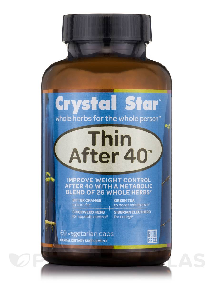 Thin After 40™ - 60 Capsules