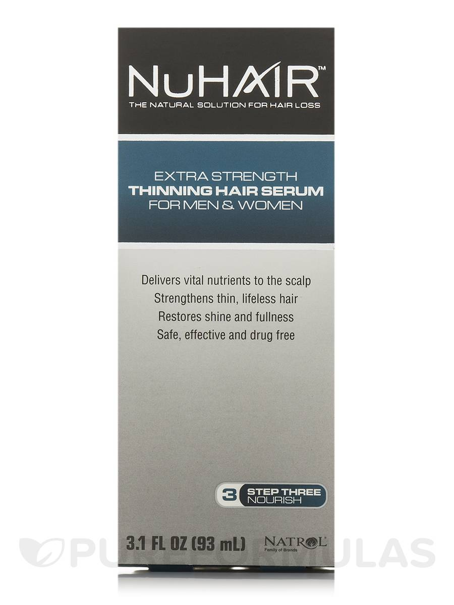 Thinning Hair Serum For Men Amp Women Extra Strength 3 1