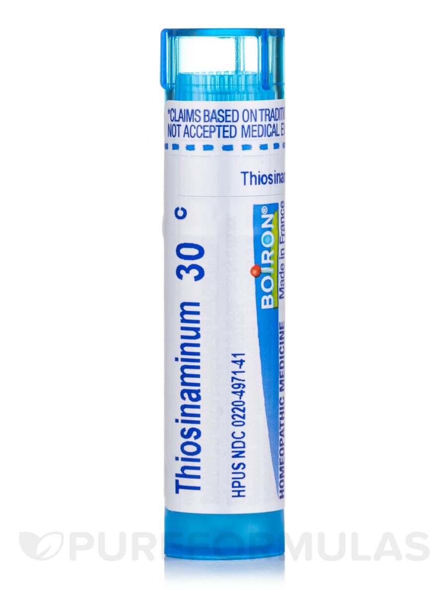 Thiosinaminum 30c