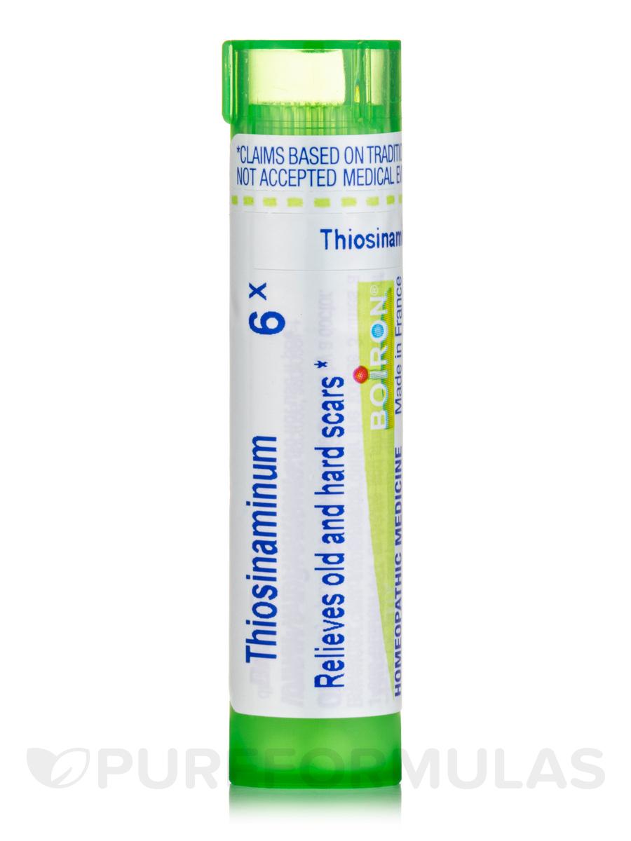 Thiosinaminum 6x