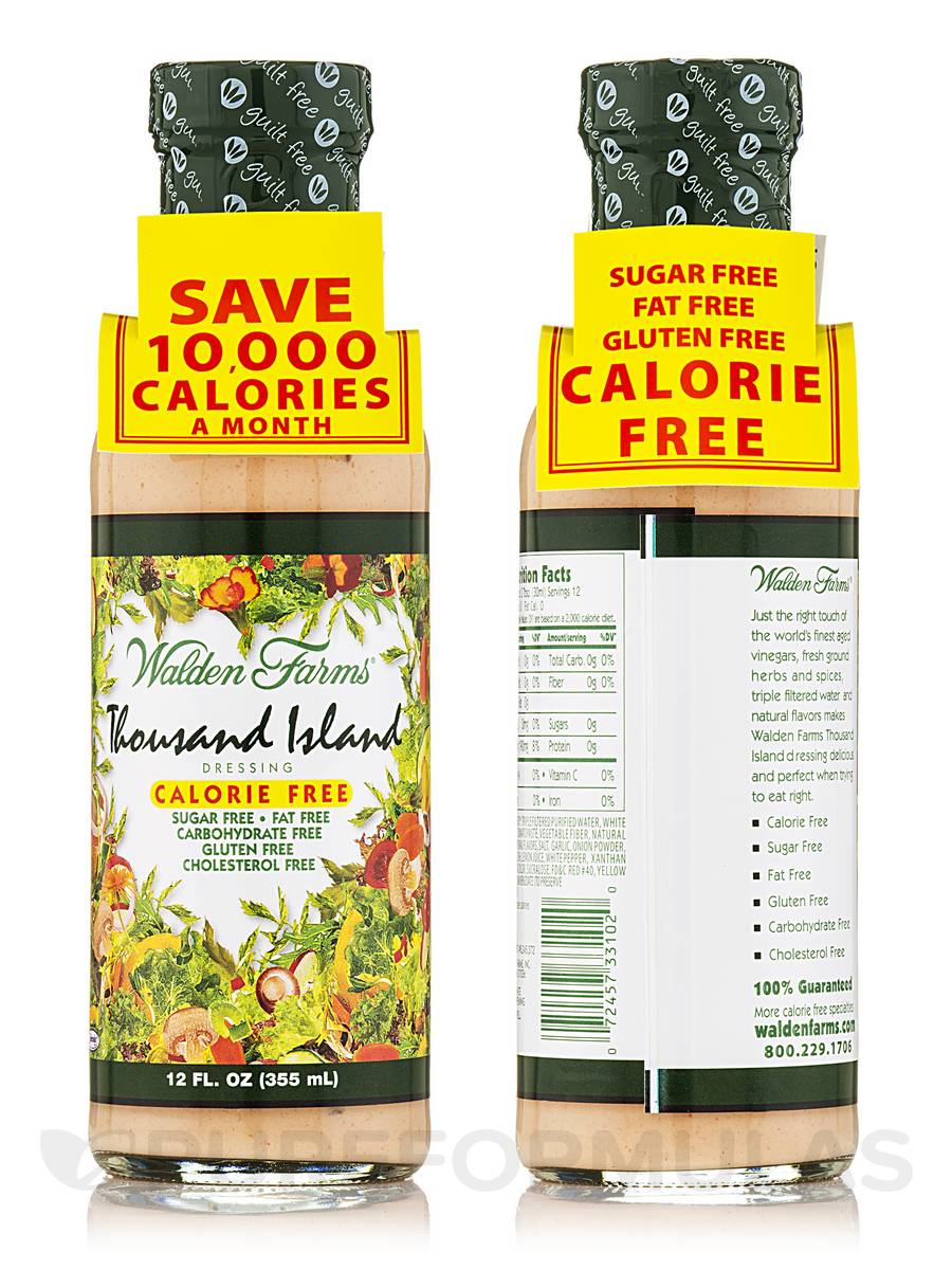 Thousand Island Salad Dressing - 12 fl. oz (355 ml)