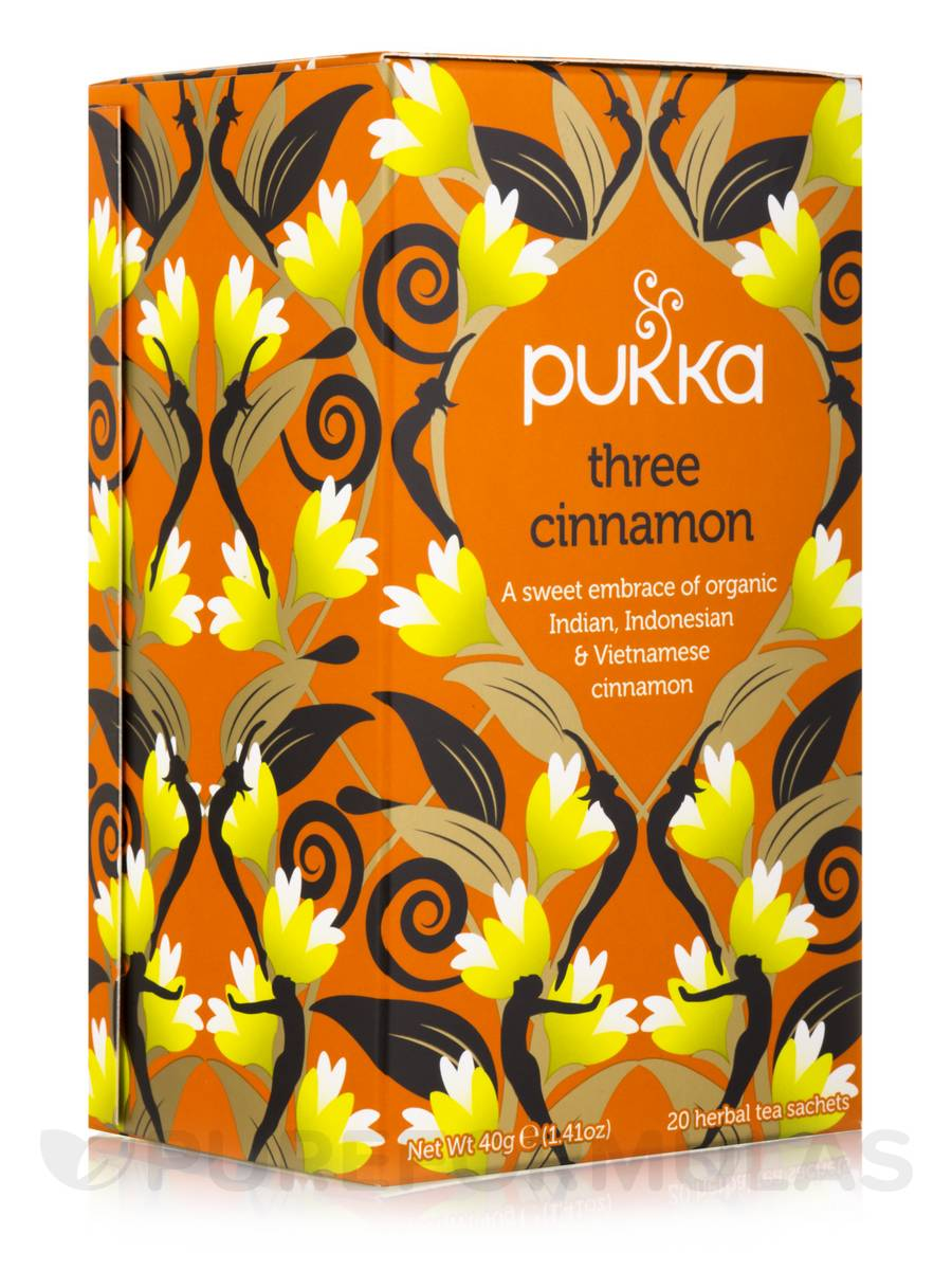 Three Cinnamon Tea - 20 Sachets