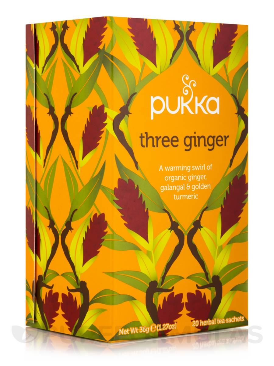 Three Ginger Tea - 20 Sachets