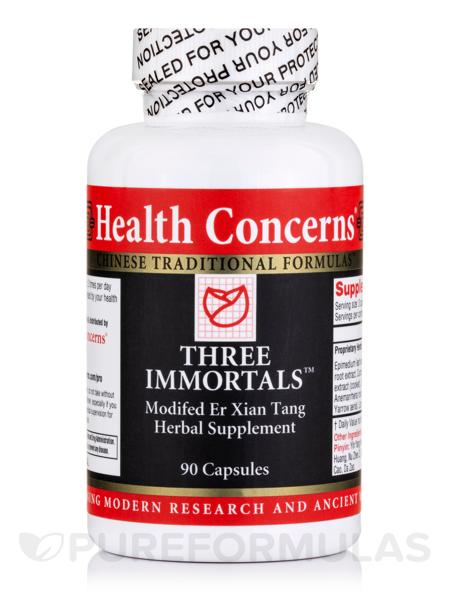 Three Immortals - 90 Tablets