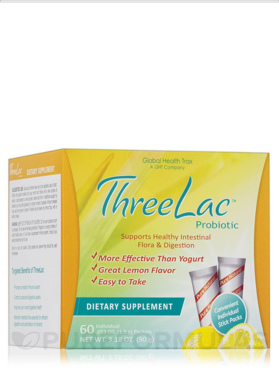 ThreeLac™ - 60 Packets