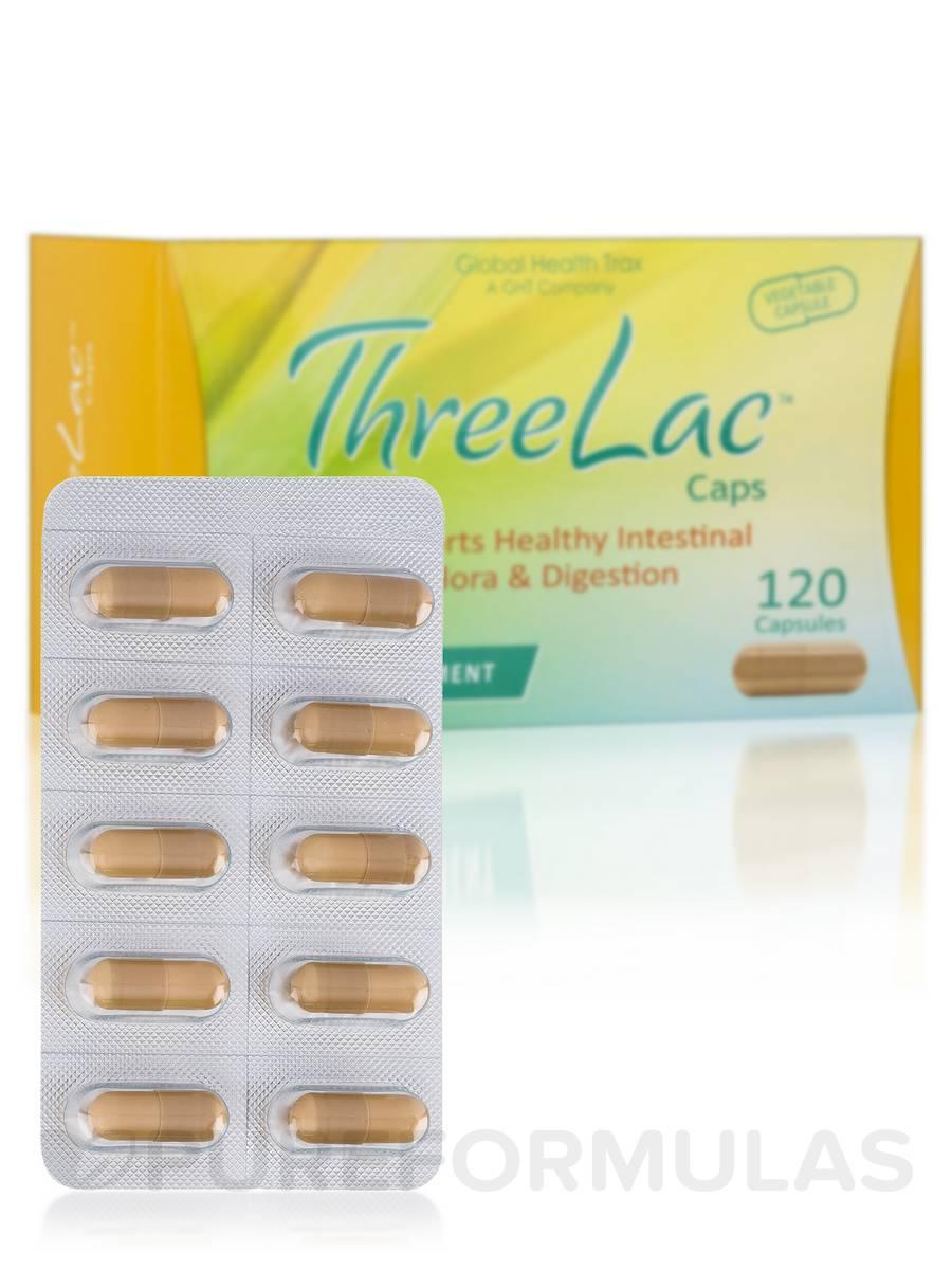 ThreeLac - 120 Capsules
