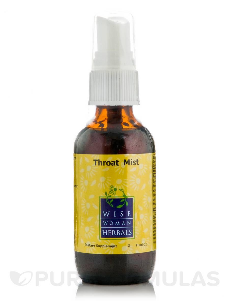 Throat Mist - 2 fl. oz