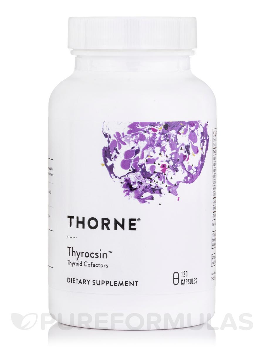 Thyrocsin - 120 Vegetarian Capsules