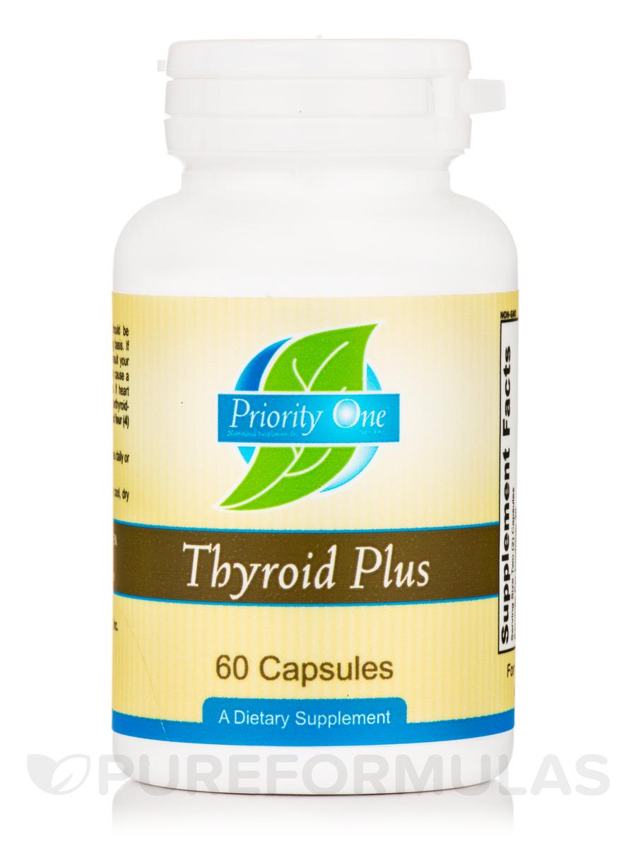 Thyroid Plus - 60 Capsules