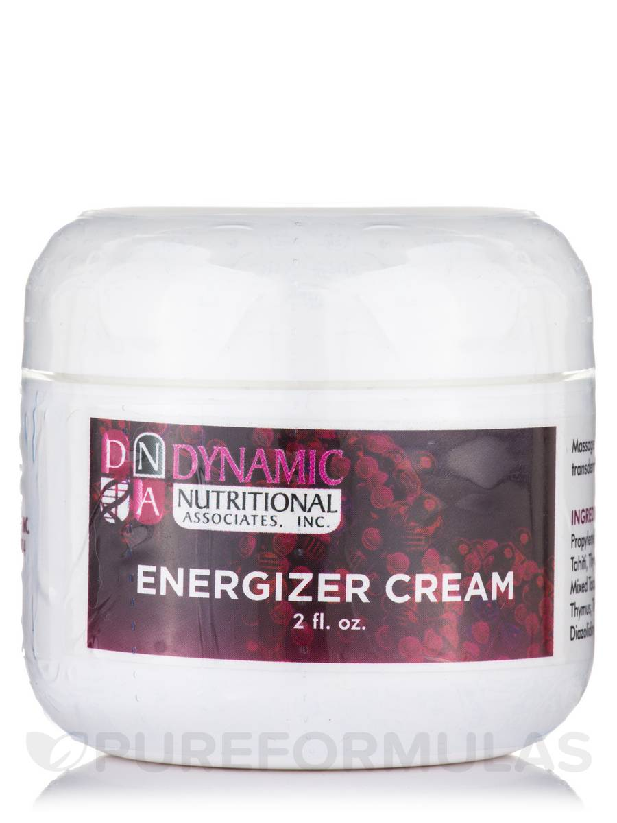 Energizer Cream - 2 fl. oz