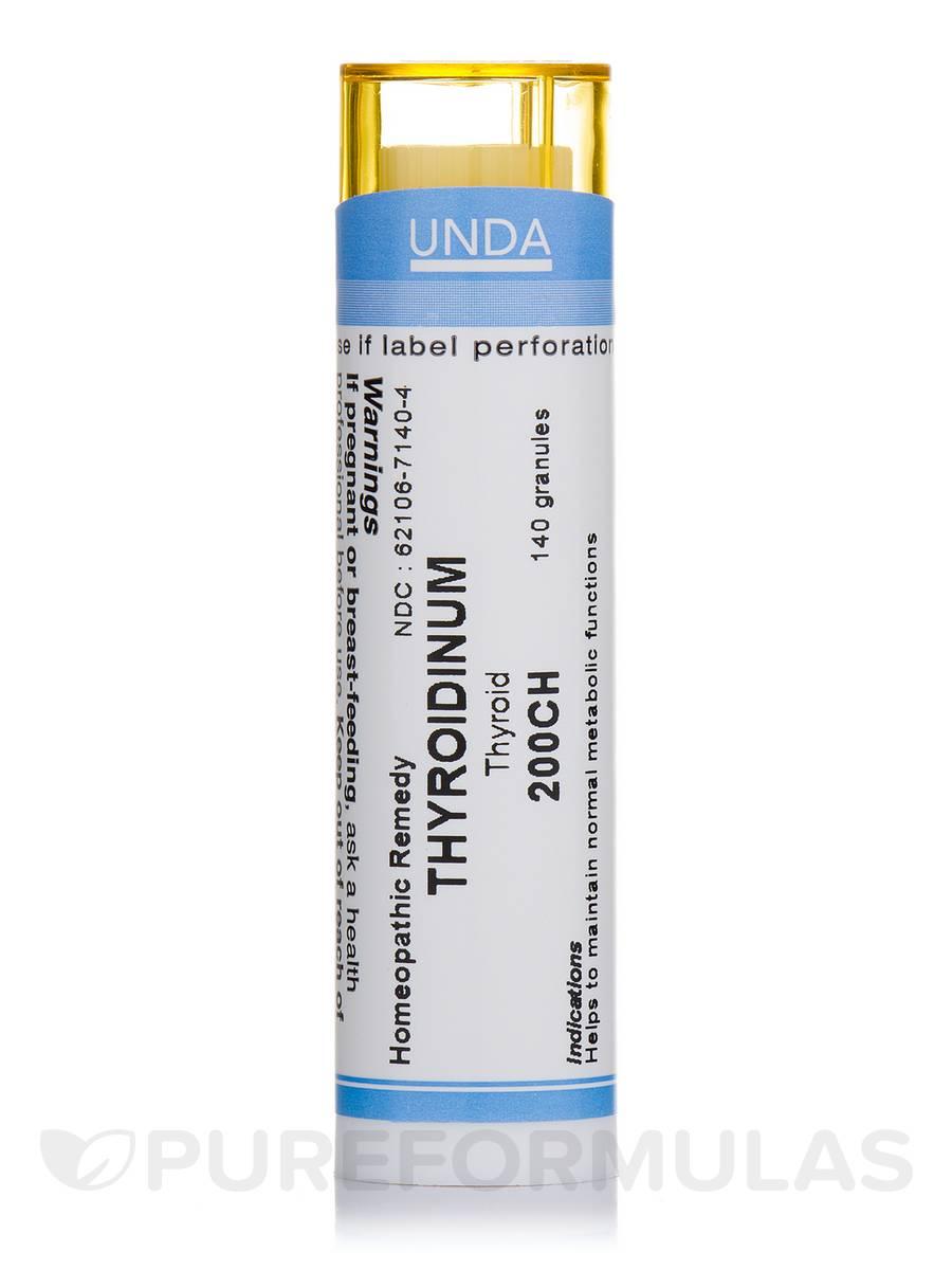Thyroidinum 200CH - 140 Granules (5.5g)