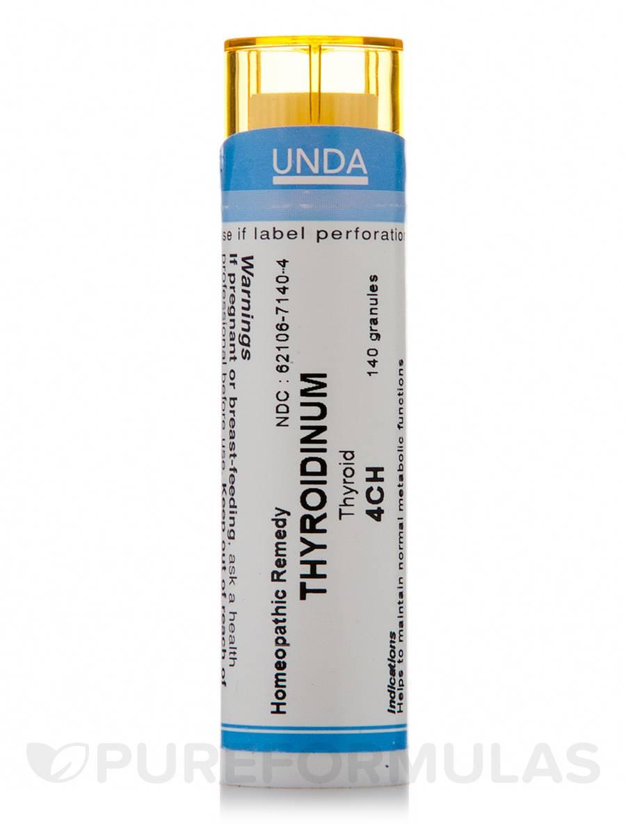 Thyroidinum 4CH - 140 Granules (5.5g)
