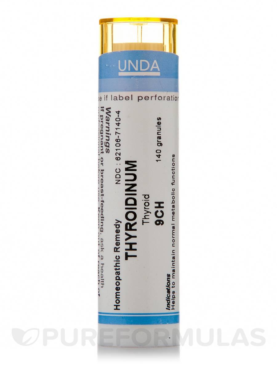 Thyroidinum 9CH - 140 Granules (5.5g)