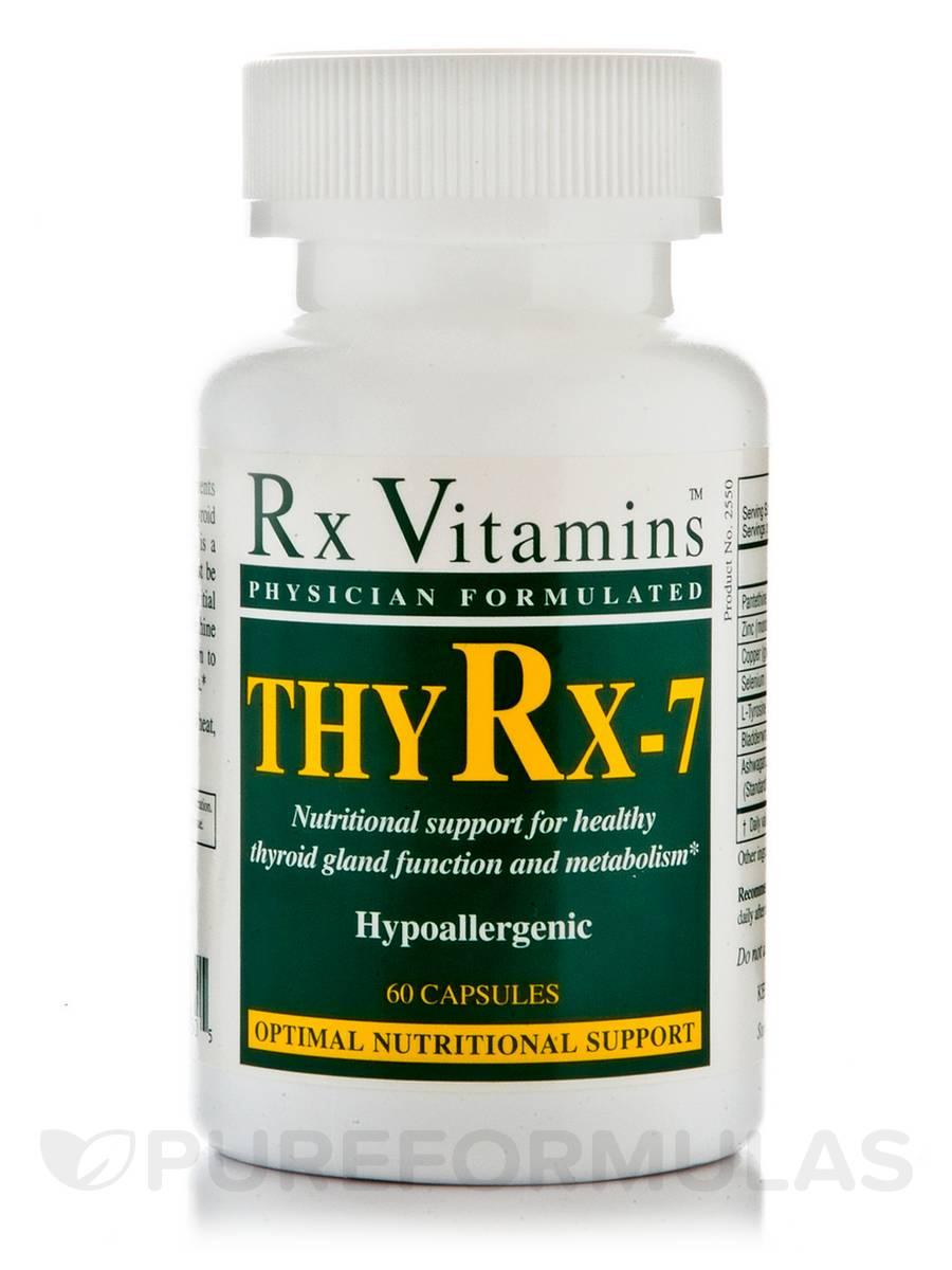 ThyRx-7 - 60 Capsules