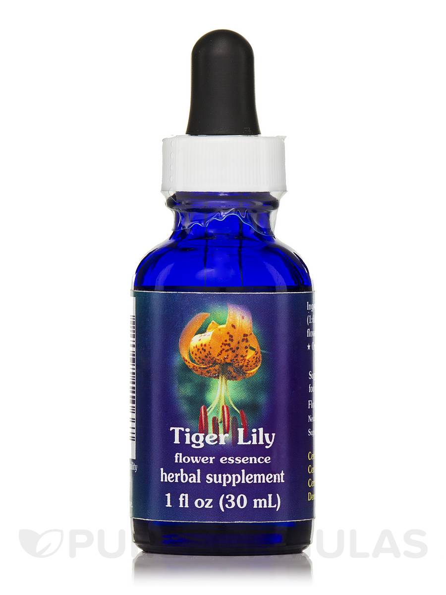 Tiger Lily Dropper - 1 fl. oz (30 ml)