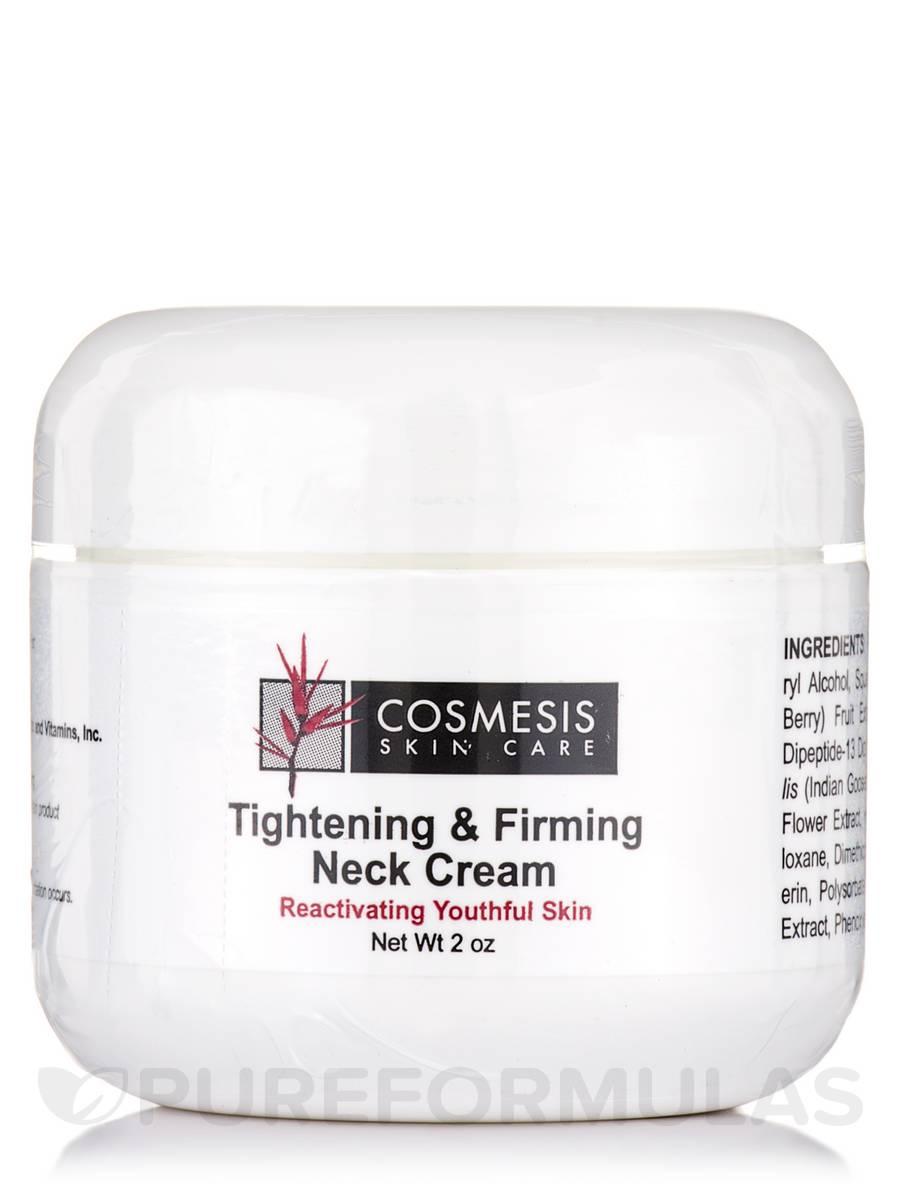 Tightening & Firming Neck Cream - 2 oz