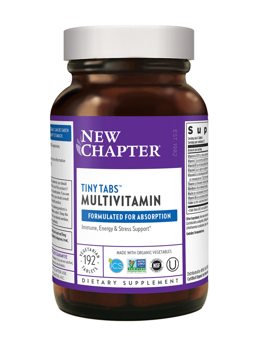Tiny Tabs® Multivitamin - 192 Tablets