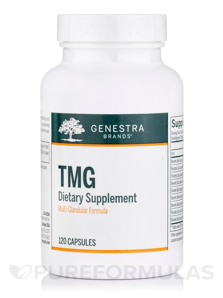 TMG - 120 Vegetable Capsules