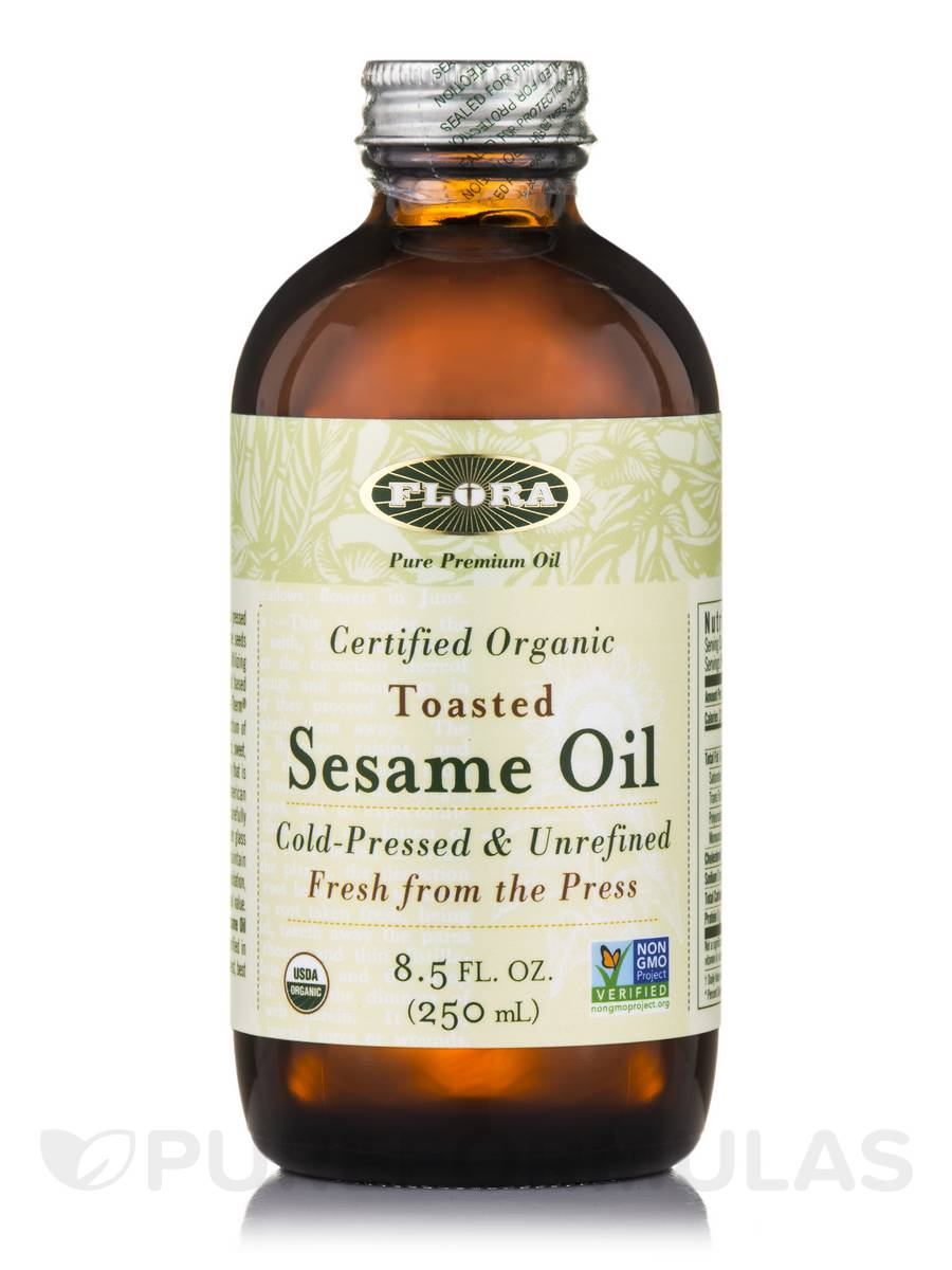 Toasted Sesame Oil - 8.5 fl. oz (250 ml)