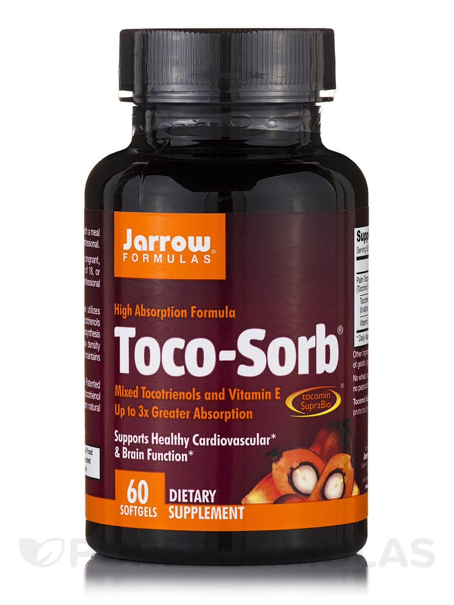 Toco-Sorb - 60 Softgels