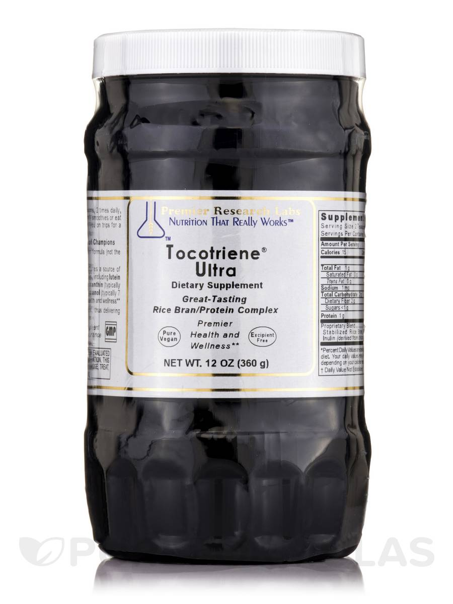 Tocotriene Ultra - 12 oz (360 Grams)