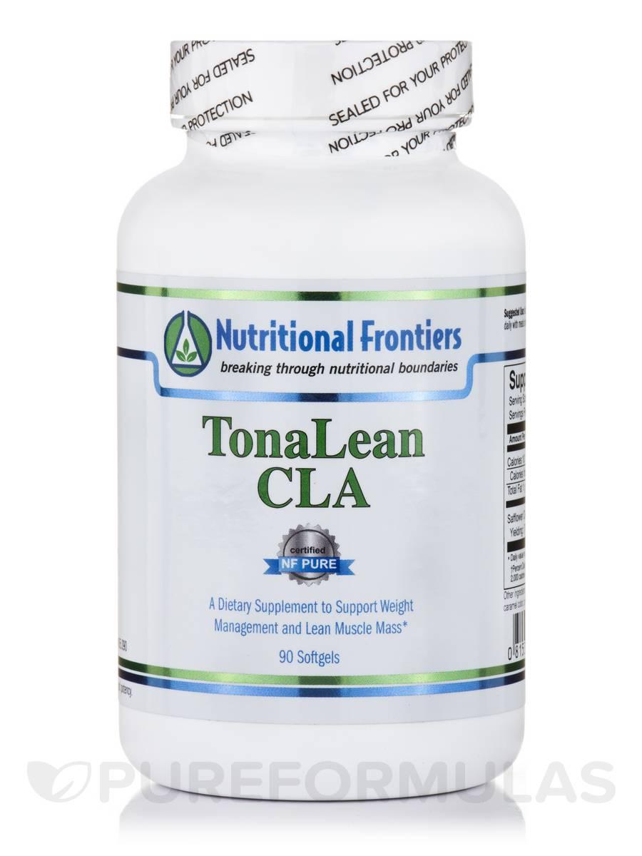 TonaLean CLA - 90 Softgels