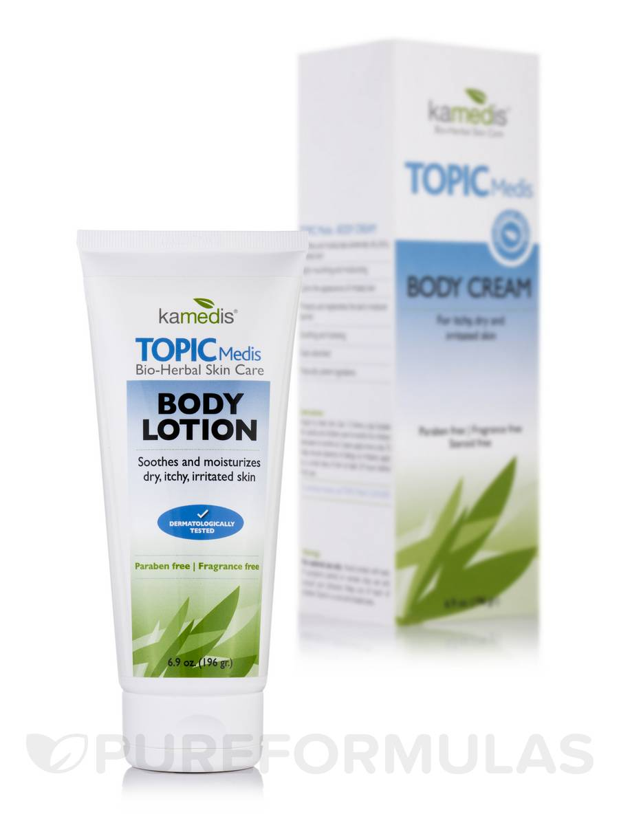 TOPIC Medis Body Cream - 6.9 oz (196 ml)